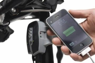 Pedal Power, la dinamo USB