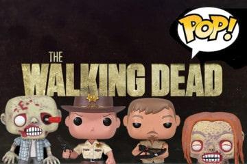 The Walking Dead Pop! Vinyl Figure