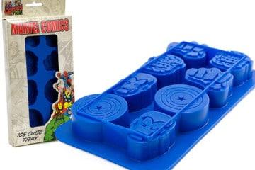 I cubetti di ghiaccio Marvel