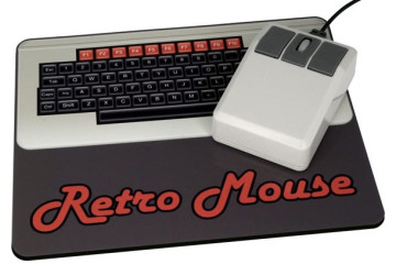 Retro Mouse USB Set