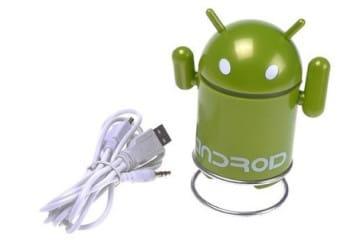 Lo speaker di Android