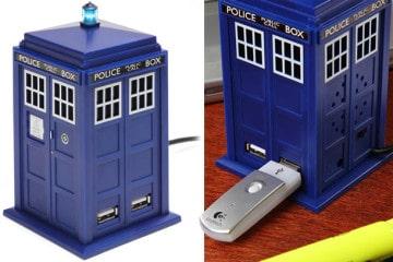 TARDIS Hub USB