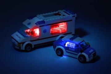 Mattoncini luminosi LEGO