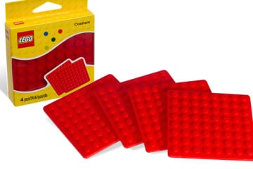 Sottobicchieri LEGO