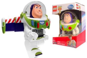 La sveglia LEGO di Buzz Lightyear