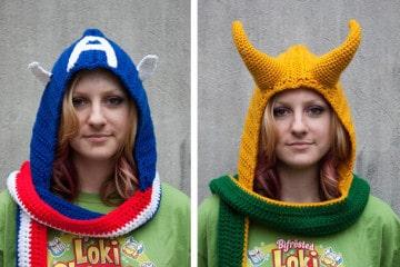 Le cappe degli Avengers