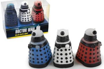 I Dalek da bagno