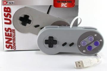 Controller Super Nintendo per PC