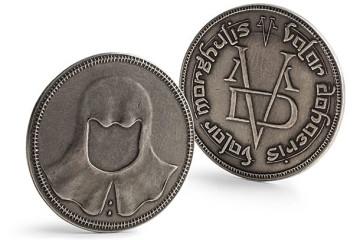 La moneta degli Uomini senza volto