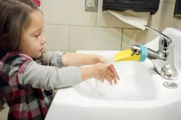 AqueDuck, l'extender per rubinetti