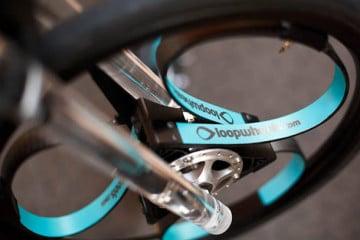 Loopwheels, le ruote senza raggi