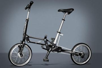 Mobiky, la mini bici pieghevole elettrica
