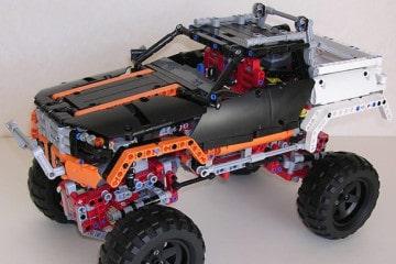 Lego Technic – Pickup 4×4