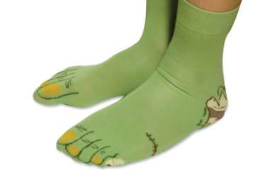Le calze Zombie