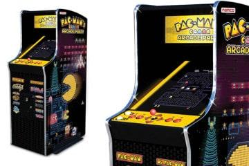 Il coin-up da sala giochi di Pac-Man