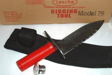 Il coltello da giardino