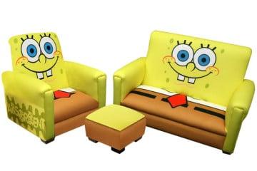 Il salottino di Spongebob