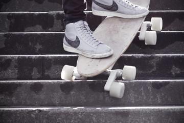 Stair-Rover – Lo skateboard per le scale