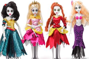 Le bambole zombie delle Principesse