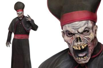 Il sommo sacerdote zombie