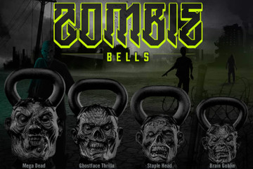 Zombie Bells, i Kettlebell apocalittici