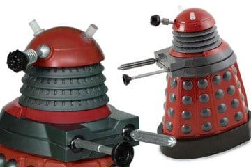 Il bagnoschiuma Dalek