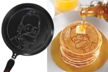 La padella per pancake Homer Simpson
