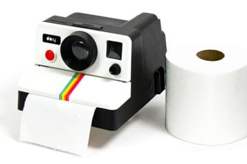 PolaRoll – La Polaroid da bagno
