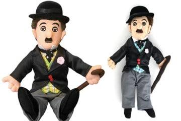 Pupazzo di Charlie Chaplin