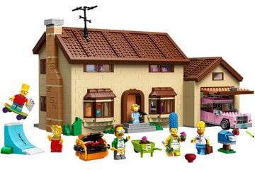 [Anteprima] Casa dei Simpson LEGO
