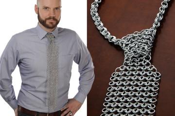 La cravatta medievale