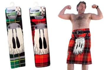 Le salviette da scozzese