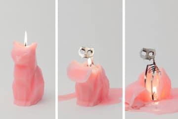 PyroPet – Le candele con scheletro