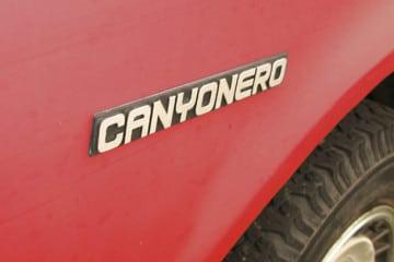 Simpson – L'emblema Canyonero