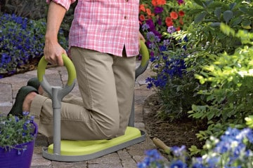 GardenEase, il salvaginocchia per giardinieri