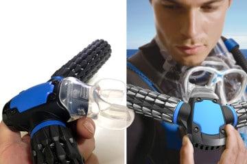 TRITON, il respiratore subacqueo
