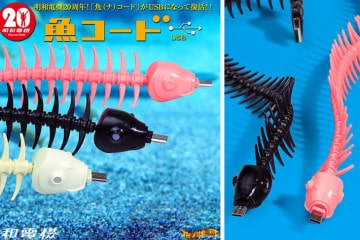 La lisca di pesce USB