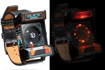 Retro Arcade Watch