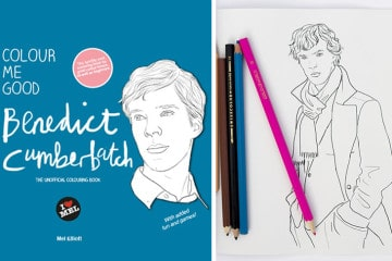 Color Me Good – Benedict Cumberbatch