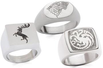 Gli anelli di Game of Thrones