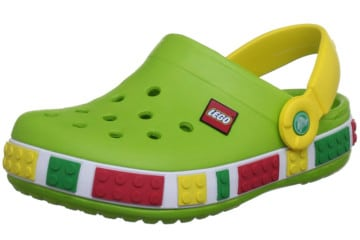 Le Crocs LEGO