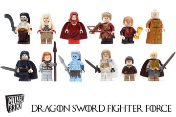 Minifig LEGO Game of Thrones