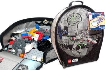 La borsa LEGO Morte Nera