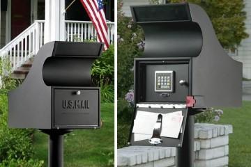 La cassetta della posta di sicurezza