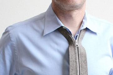 Zip Tie, la cravatta zip
