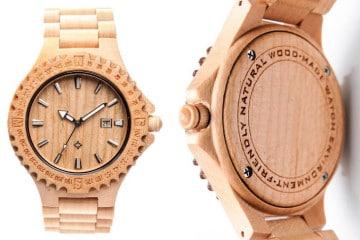 Laimer – Orologio da polso di legno