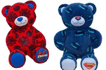 I Teddy Bear dei supereroi