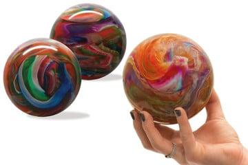 La pallina rimbalzina gigante