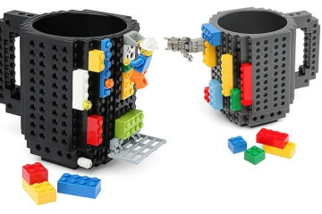 Build-On Mug, la tazza LEGO