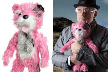 L'orsacchiotto rosa di Breaking Bad